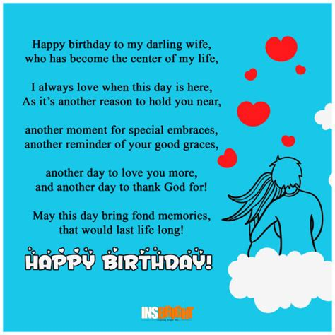 happy birthday brother wishes verses short poems for bro 10 romantic happy birthday poems for wife with love from