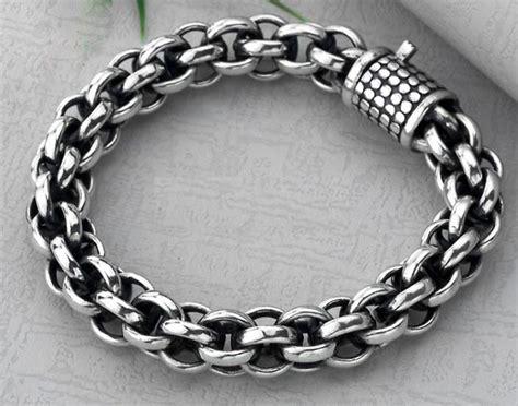Handmade Tibetan Bracelet Sterling Silver Bracelet. Handmade Tibetan Bracelet Sterling Silver
