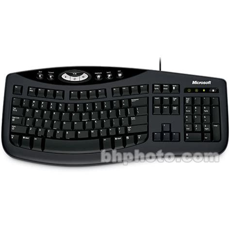 Microsoft Comfort Keyboard by Microsoft Comfort Curve Keyboard 2000 B2l 00002 B H Photo
