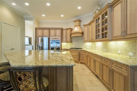 serious problems with granite countertops that cannot be