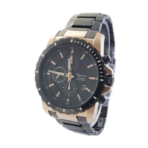 Jam Tangan Alexandre Christie Di Medan jual alexandre christie 6141 mcbbrba jam tangan pria
