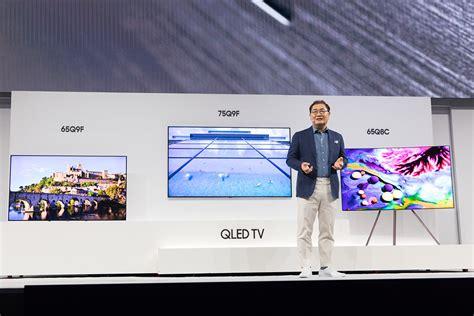 Harga Samsung Qled Tv 2018 lini tv qled samsung edisi 2018 dapat mengontrol perangkat