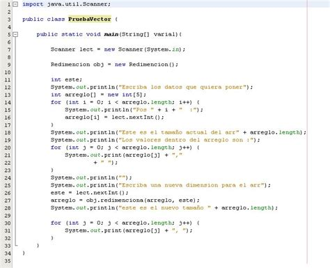 pattern quote java tutorial java redimencion de un vector array taringa