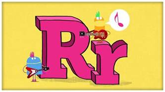 abc song the letter r quot are you ready for r quot by storybots