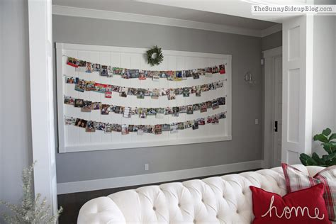 Awesome Formal Christmas Cards #2: Christmas-card-planked-wall-display.jpg