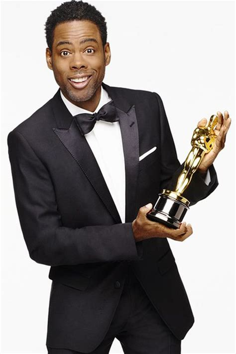 Oscar Hosts That Rock by Chris Rock Claims He S Only Hosting Oscars Because