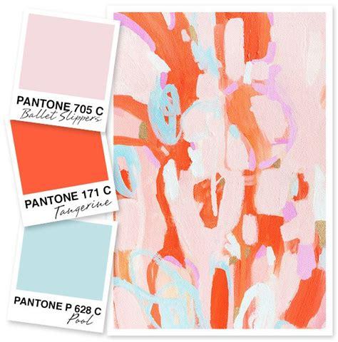 pale pink orange and blue color palette big bedrooms room color schemes and paint colors