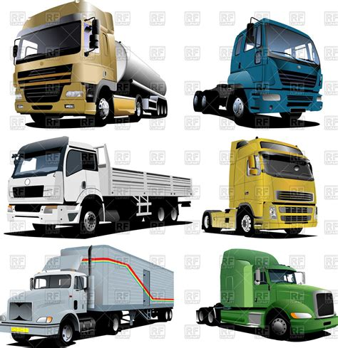 lorries clipart clipground