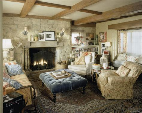 English Cottage Style Furniture | decoration of english style cottages interior design