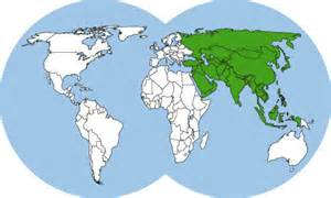 Asia On World Map by Ants Of Asia World Map Antark Antark