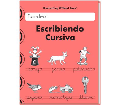 libro how we learn throw mi primer libro escolar spanish learning without tears