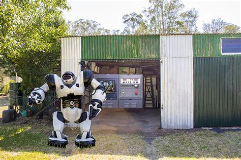 backyard robots