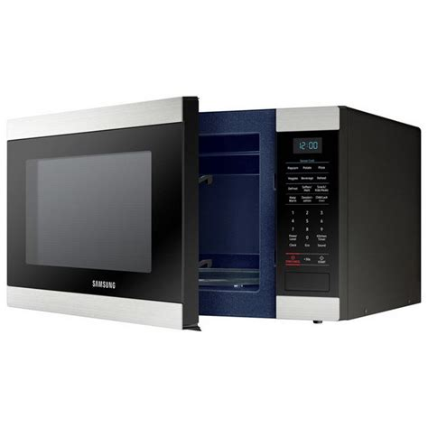 Samsung Countertop Microwaves by Ms19m8000as Samsung Appliances 1 9 Cu Ft 950w Countertop