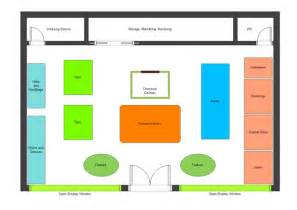 store floor plans floor plan exles