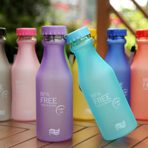 Botol Minum Bpa Free Colorful Unbreakable Bottle 350ml Sm 8033 botol minum bpa free 550ml light blue jakartanotebook