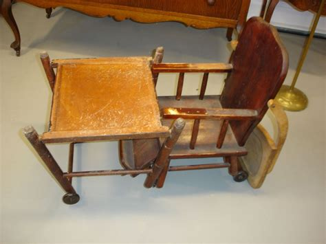 convertible high chair to table and chair antique convertible high chair antique furniture