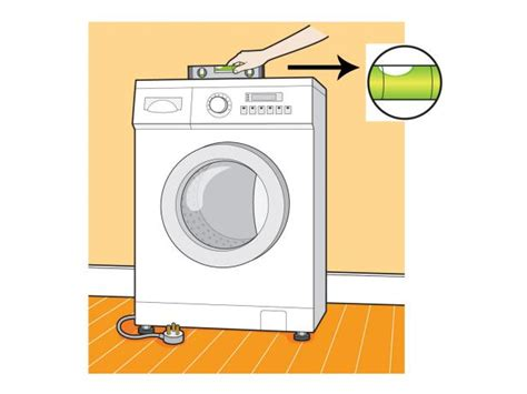 how to fix your washing machine steps to fix a wobbly washing machine hgtv