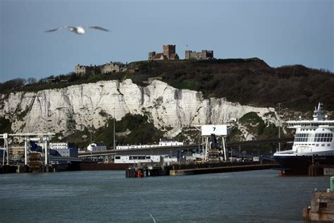 Dover Background Check Port Of Dover Struggles To Avoid A Brexit Cliff Edge Politico
