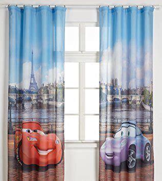 cortinas de cars 30 estores y cortinas infantiles que te van a encantar
