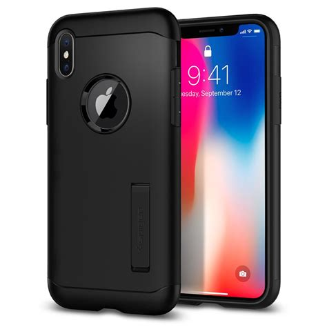 à Iphone X by Spigen Slim Armor Series Iphone X Primegad