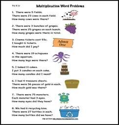 a crucial week free multiplication word problems tu xu