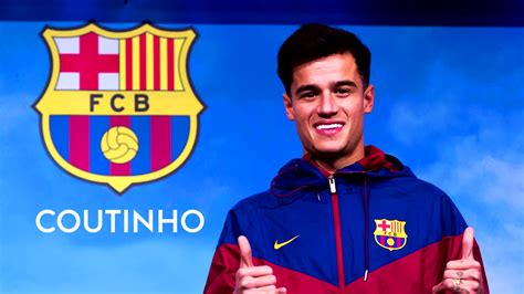 barcelona coutinho philippe coutinho s barcelona debut could be on thursday