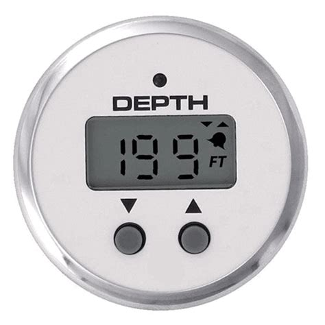 digital depth gauge for boats bainbridge marine gt depth gauge digital lido with