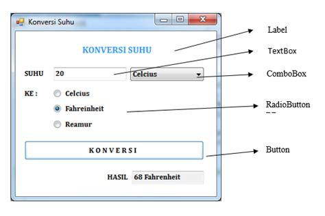 membuat aplikasi ios dengan visual studio programer gaul membuat aplikasi konversi suhu dengan c