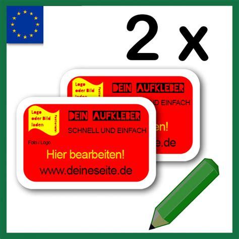 Aufkleber Mit Eigenem Bild Und Text by 2er Set Kfz Kennzeichenhalter 214 Sterreich Mit Eigenem Text