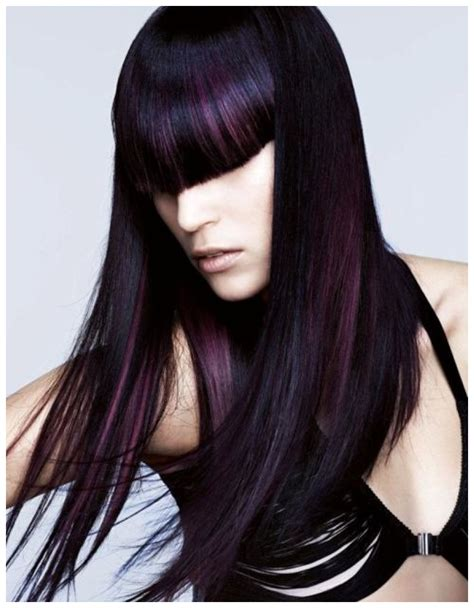 black violet hair color feria violet soft black hair color brown hairs of