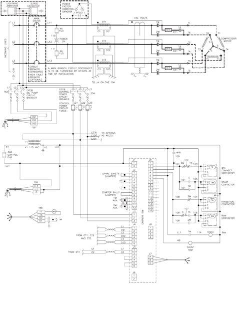 cutler hammer wye delta carrier starter schematic wiring