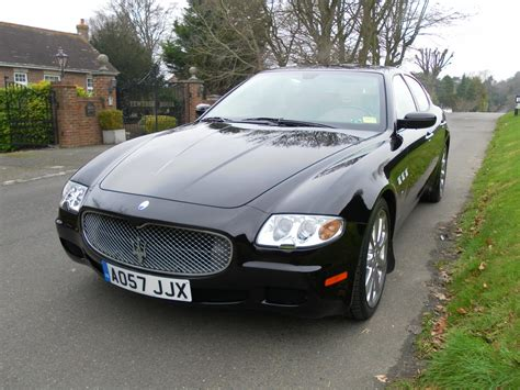 Maserati Quattroporte For Sale Used by Used 2008 Maserati Quattroporte For Sale In Warwickshire