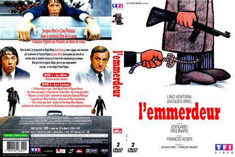 film streaming nouveauté jaquette dvd de l emmerdeur v3 cin 233 ma passion