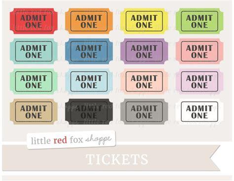 admit  ticket clipart illustrations creative market