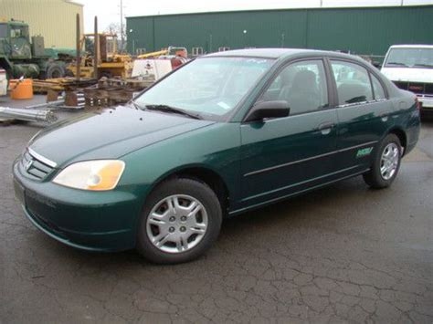 used honda civic cng for sale buy used 2001 honda civic gx gas cng in salem