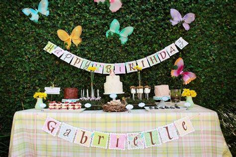 Decoration Table Anniversaire Fille by D 233 Co Table Anniversaire Enfant Pour Fille Et Gar 231 On
