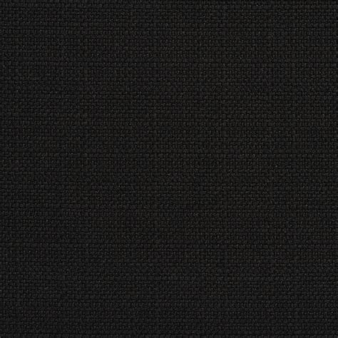 Crypton Upholstery Fabric by E905 Black Woven Textured Crypton Upholstery Fabric