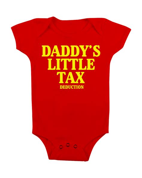 Attractive Christmas Onesies For Babies #7: BL0002_20-_20LITTLE_20TAX_20DEDUCTION_original.png