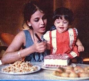 pictures of aishwarya rai bachchan baby 002 life n fashion childhood pix of some bollywood stars page 3