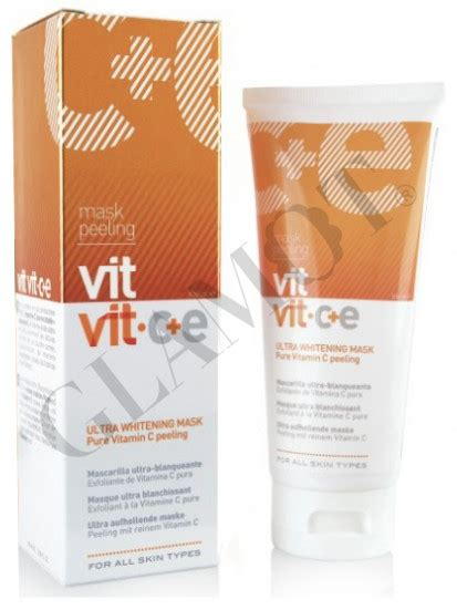 Satto Scrub With Vit C Whitening diet esthetic vit vit c e ultra whitening mask scrub glamot