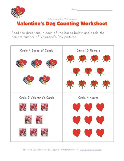 free printable preschool valentine worksheets free printable valentine s day worksheets view and print