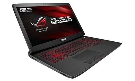 Laptop Asus Touchscreen Nvidia asus 17 3 quot touchscreen gaming laptop with nvidia geforce graphics groupon