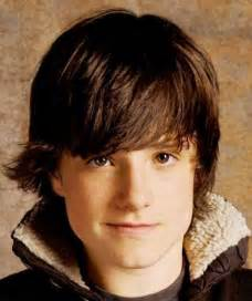 hair cut fo boys medium length josh hutcherson hairstyles fashion and hair style