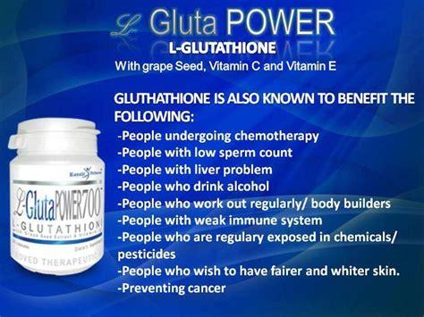 Glutathione Initial Detox Effects by Glutathione Royale L Glutatathione Capsules