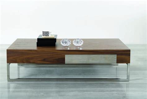 modern furniture coffee tables agate modern walnut coffee table