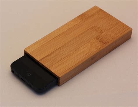 i woodworking wooden iphone 5 7 steps with pictures