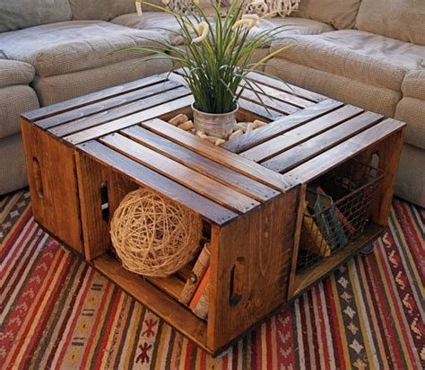 pet crate coffee table crate coffee table upcycle that