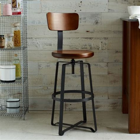 West Elm Industrial Stool by 71 Best Images About West Elm Dining Chairs Stools