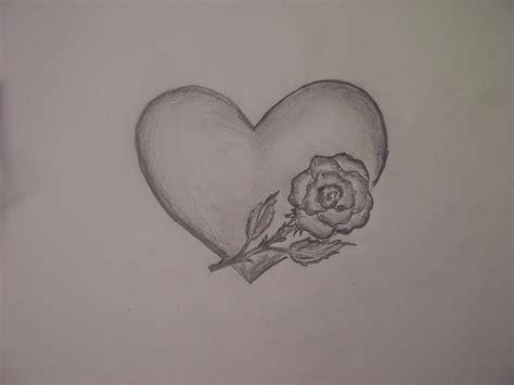 zeichnen ideen einfach so malt zeichnet ganz einfach ein herz und eine