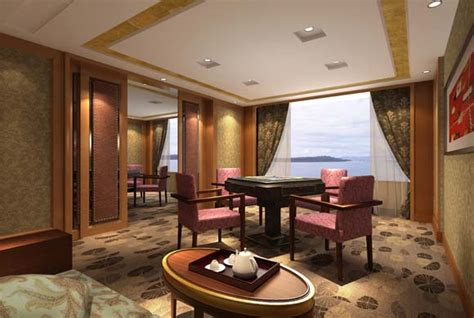Card Room by President No 7 Cruise Ship Photos Pictures